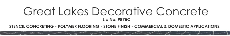 Great Lakes Decorative Concrete